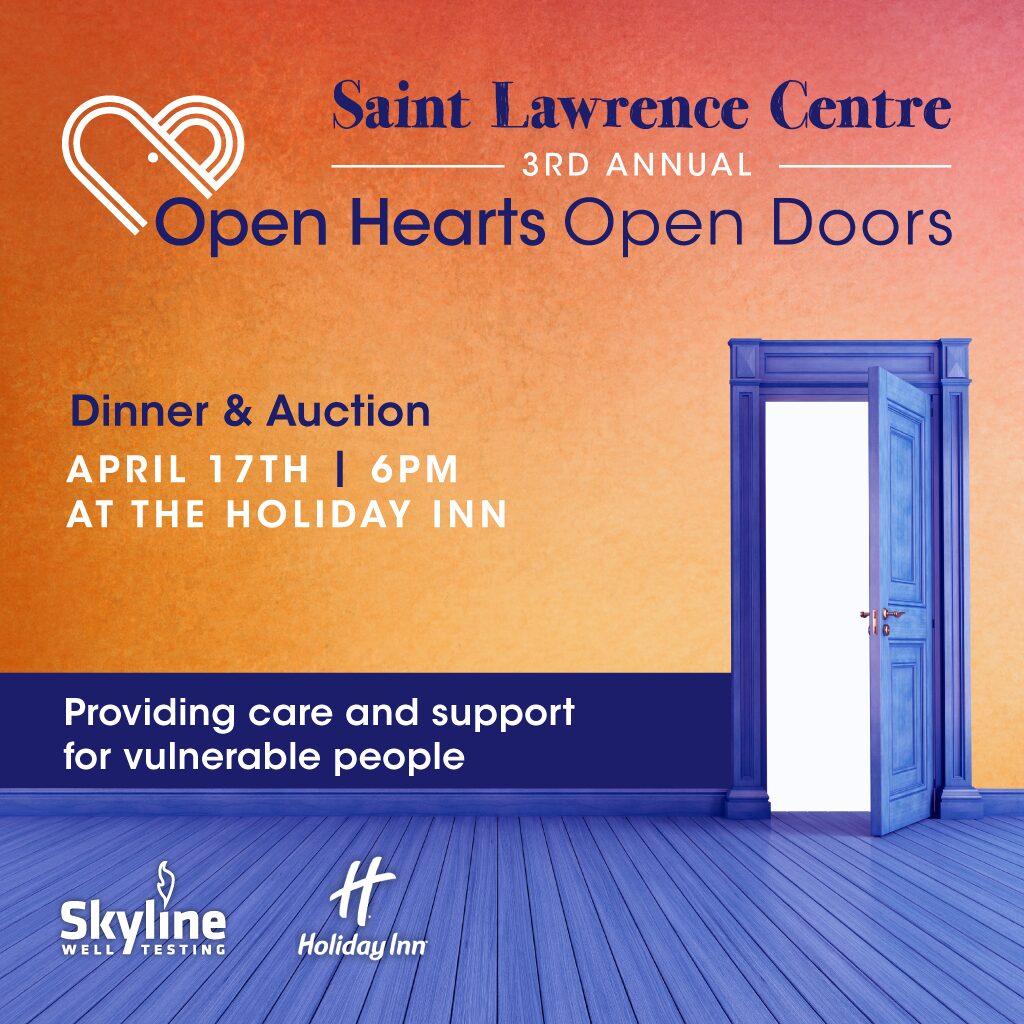 St-Lawrence Dinner - FB Post